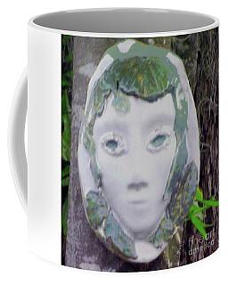 Silvia Coffee Mug by Sandy McIntire