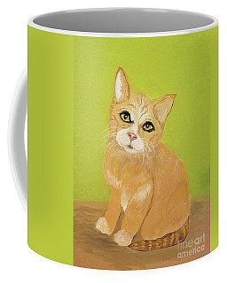 Simba Date With Paint Jan 22 Coffee Mug