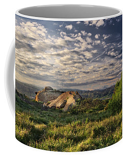 Simi Valley Overlook Coffee Mug by Endre Balogh