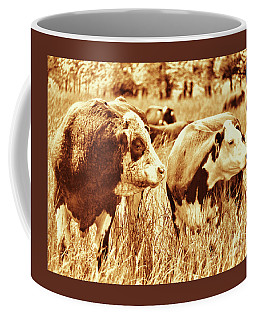 Simmental Bull 3 Coffee Mug
