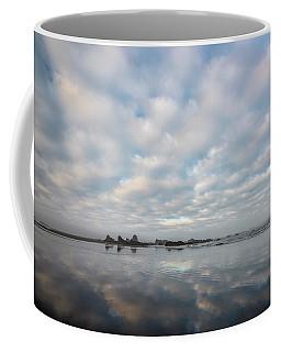 Simple Beach Scene Coffee Mug