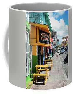 Simple Street View Coffee Mug