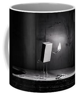 Simple Things - Light In The Dark Coffee Mug