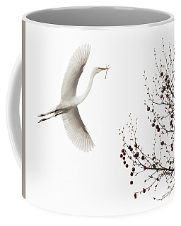 Simplicity Coffee Mug by Melinda Hughes-Berland