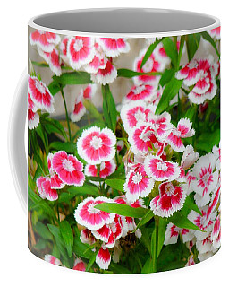 Simply Flowers Coffee Mug by Rand Herron