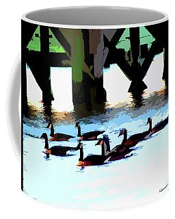 Simply Geese Coffee Mug
