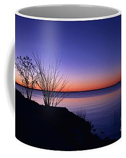 Simply Gentle Blue Coffee Mug