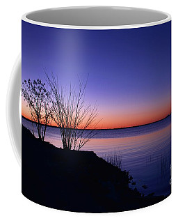 Simply Gentle Blue Coffee Mug