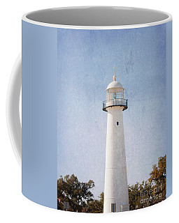 Simply Lighthouse Coffee Mug