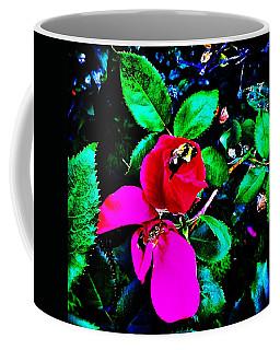 Simply Look With Perceptive Eyes Coffee Mug