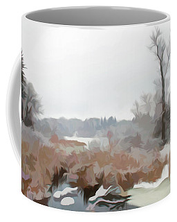 Coffee Mug featuring the photograph Simply Soft Winters Glory by Aimee L Maher Photography and Art Visit ALMGallerydotcom