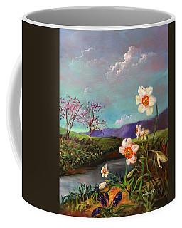 Simply Spring Coffee Mug