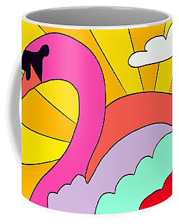Simply Swan-sational Coffee Mug
