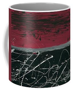 Simultanious Duality  Coffee Mug by Talisa Hartley