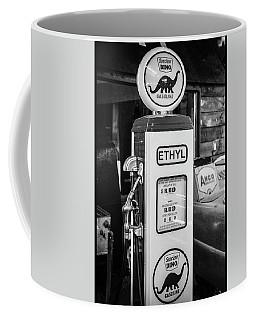 Sinclair Dino Gas Pump Coffee Mug