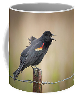 Sing A Little Song Coffee Mug