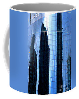 Singapore Architecture 10 Coffee Mug by Randall Weidner