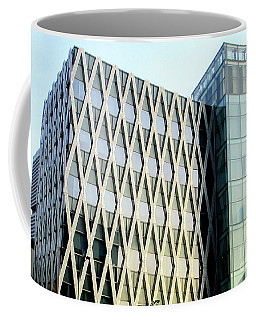 Singapore Architecture 12 Coffee Mug by Randall Weidner