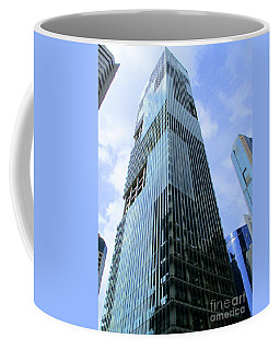 Singapore Architecture 14 Coffee Mug by Randall Weidner