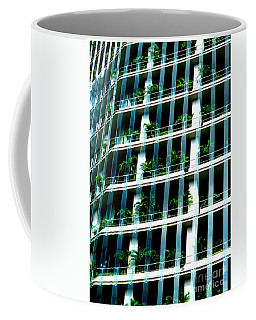 Singapore Architecture 18 Coffee Mug by Randall Weidner