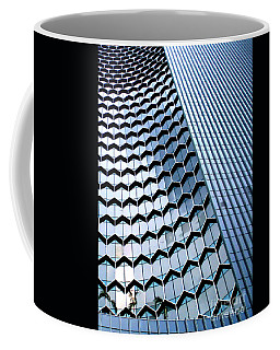Singapore Architecture 7 Coffee Mug by Randall Weidner