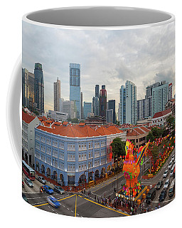 Singapore Chinatown Chinese New Year 2017 Coffee Mug