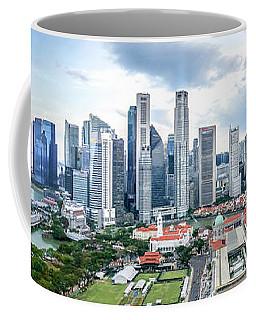 Singapore Cityscape Coffee Mug