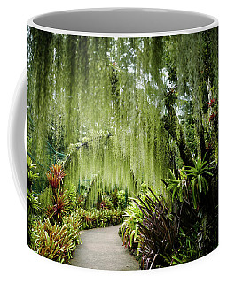 Singapore Orchid Garden Coffee Mug