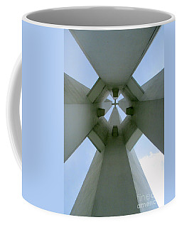 Singapore War Memorial 2 Coffee Mug by Randall Weidner