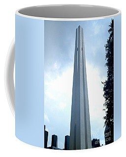 Singapore War Memorial 3 Coffee Mug by Randall Weidner