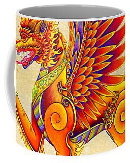 Singha Winged Lion Coffee Mug