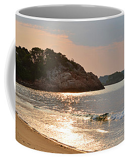 Singing Beach Silver Waves Manchester By The Sea Ma Coffee Mug