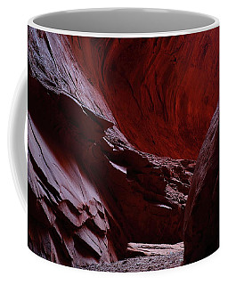 Singing Canyon At Grand Staircase Escalante National Monument In Utah Coffee Mug