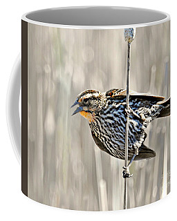 Singing In The Breeze Coffee Mug