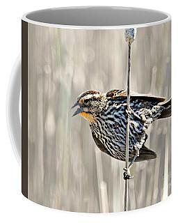 Singing In The Breeze Coffee Mug