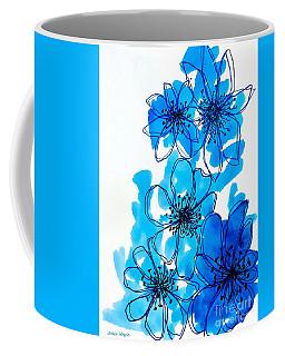 Singing The Blues Coffee Mug