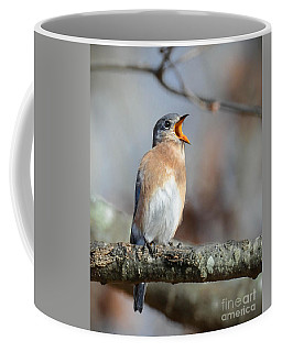 Singing This Song For You Coffee Mug by Amy Porter
