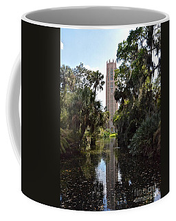 Singing Tower Reflection Coffee Mug by Carol  Bradley