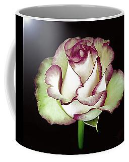 Single Beautiful Rose Coffee Mug