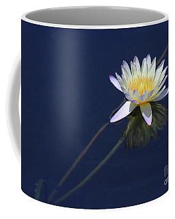 Single Lotus Coffee Mug