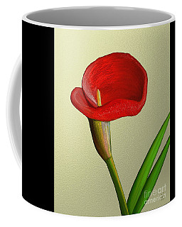 Single Pose Coffee Mug by Rand Herron