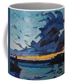 Singleton Sunset Stratocumulus Coffee Mug