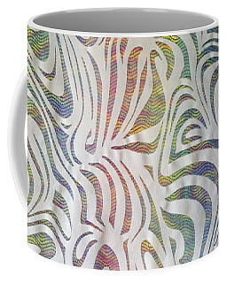 Sinuous Lines Coffee Mug