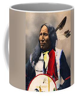 Sioux Chief Portrait Coffee Mug