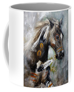 Sioux War Pony Coffee Mug