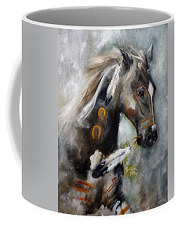 Sioux War Pony Coffee Mug