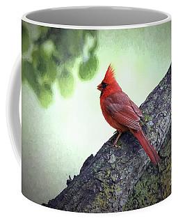 Sir Cardinal Coffee Mug