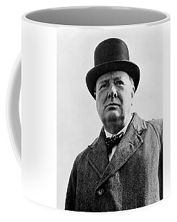 Sir Winston Churchill Coffee Mug