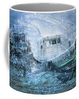Siren Ship Coffee Mug