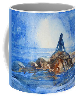 Siren Song Coffee Mug by Marilyn Jacobson